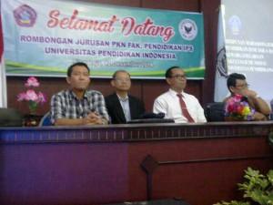 Kunjungan PKn ke Bali