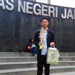 Ahmad Fauzi Mulyana Raih Juara I Ajang IEF