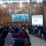 Sobat Budaya Indonesia Lakukan Langlang Nuswapada di UPI