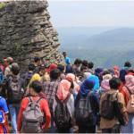 Mahasiswa Sejarah UPI Pelajari Gua Pawon