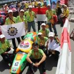 Tim UPI Peringkat 6 dari 17 Negara di Ajang Shell-Eco Marathon di Filipina