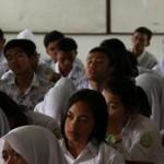 UPI Sosialisasi SNMPTN di SMK 45 Lembang