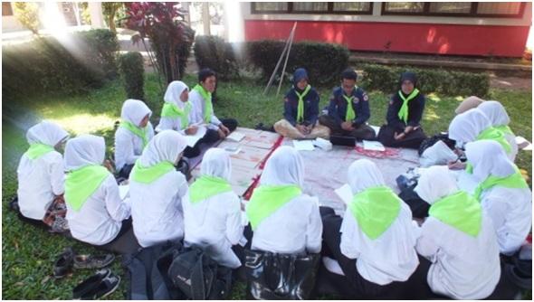 KSR PMI UPI Gelar Pendidikan dan Pelatihan Lanjutan