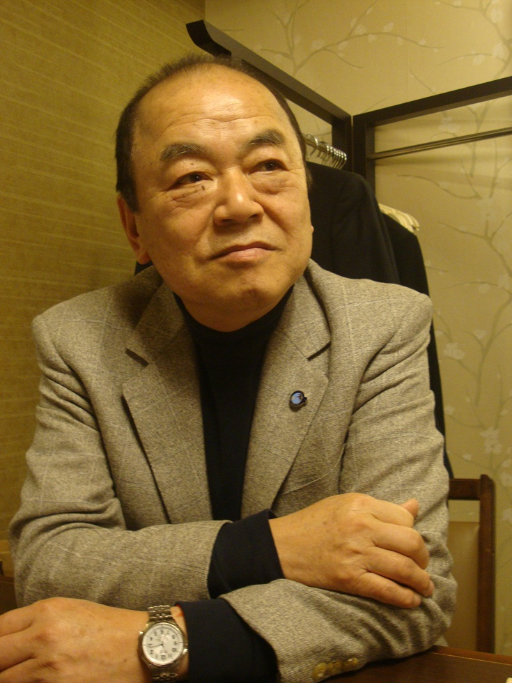 Prof. Masami Nakahashi, Presiden Osaka in The World