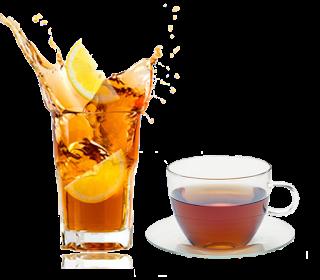"""Segelas """"Lemon Tea"""" Mengajarkan Organisasi"""