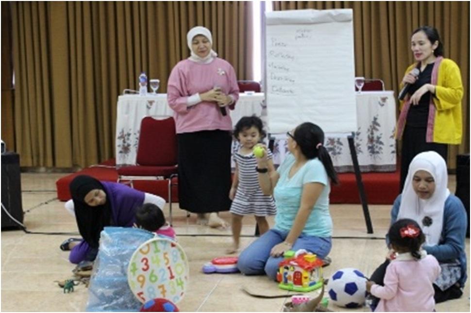 Parenting Education: Berlatih Memodifikasi Perilaku Anak Usia Dini