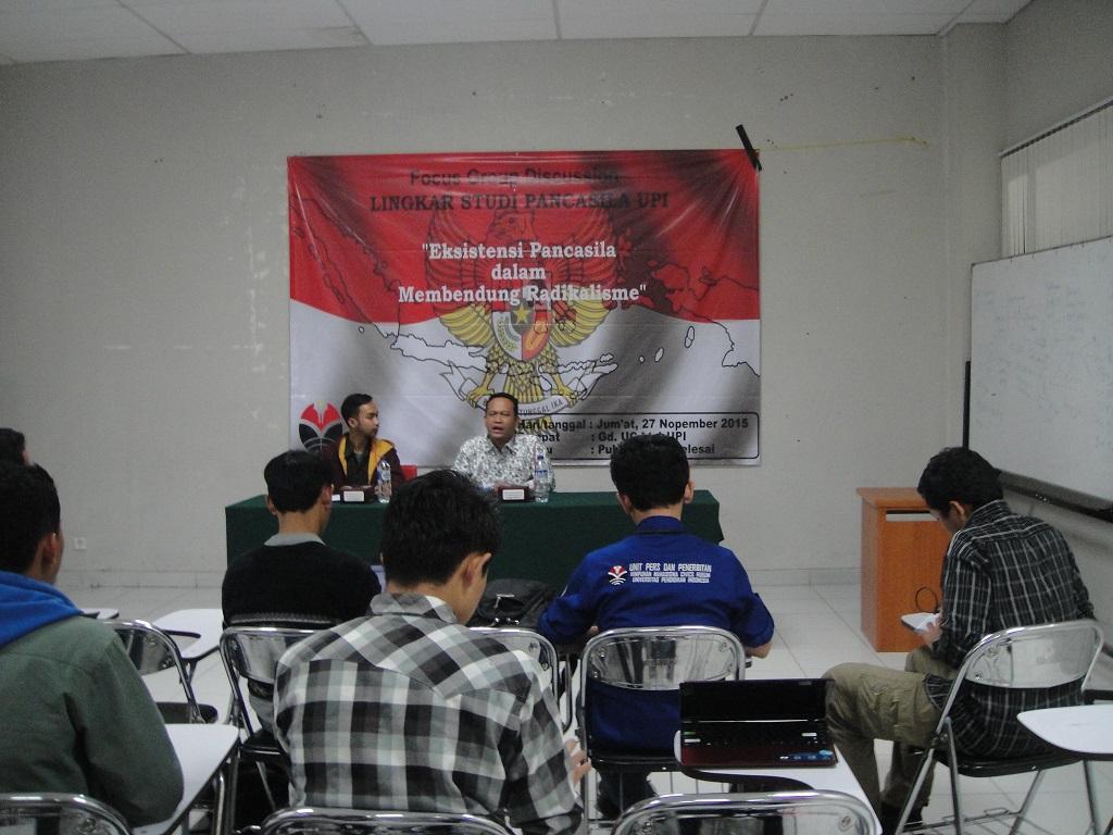 Dr. Didin Saripudin: Nilai Pancasila harus Diaplikasikan dalam Kehidupan