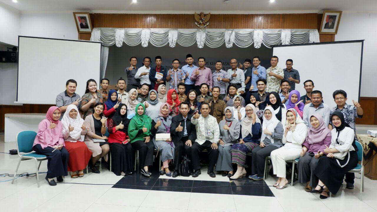 UPI Membangun Mobile Humas Digital Bersama 50 PTS Se-Jabar dan Banten