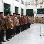 Prof. Dr. Cecep Darmawan, S.Pd., M.H., M.Si., dikukuhkan sebagai sekretaris Dewan Pendidikan Jawa Barat