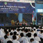 Ribuan Siswa SMA Dilantik Menjadi Anggota Forum OSIS Jawa Barat