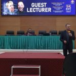 Guest Lecturers from Germany Discusses TVET with Postgraduates