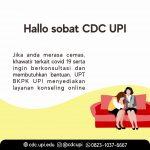 BKPK UPI LUNCURKAN PROGRAM CDC