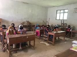 Kampus Mengajar Perintis Solusi Pendidikan Saat Pandemi Di Sdn Cidokom 03 Berita Upi